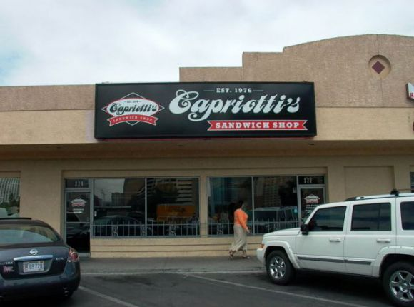 Capriotti's Delicatessen - The Strip