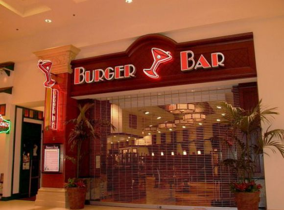 Burger Bar at Mandalay Bay - The Strip