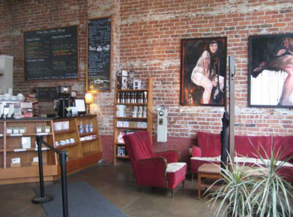 Victrola Cafe and Roastery