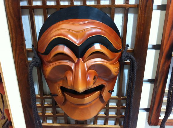 Traditional Korean Masks