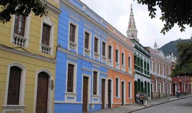 Historic District, Bogota