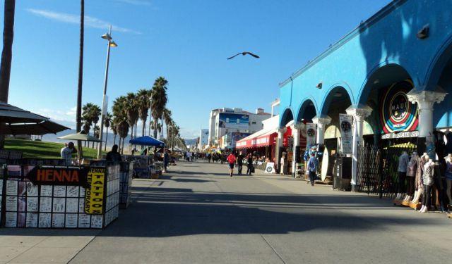 Venice Beach Gawk And Walk Los Angeles