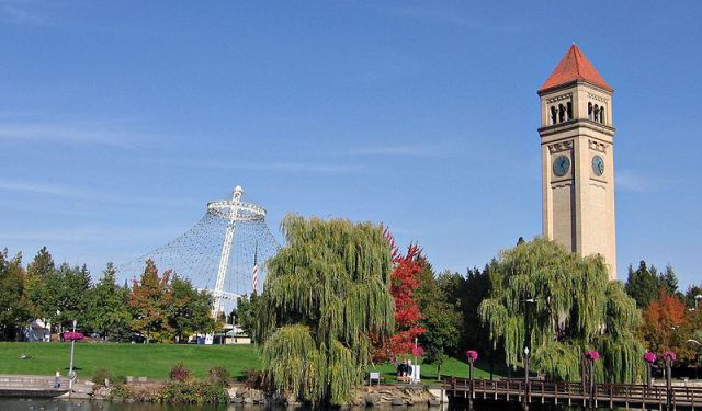 Spokane Riverfront