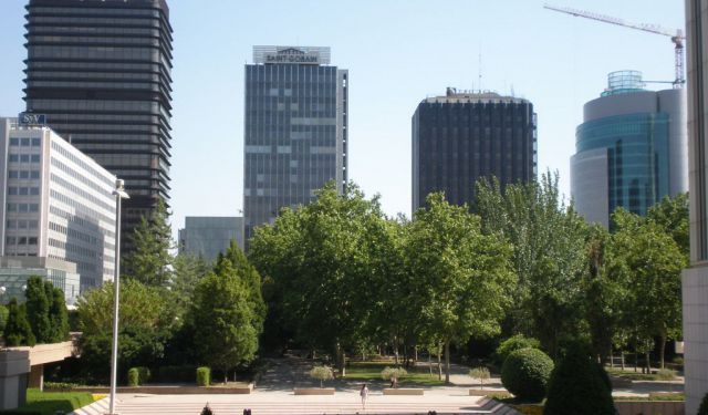 Madrid´s Skyscrapers