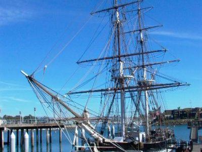 California, Dana Point Guide (A): Dana Point Harbor Walk