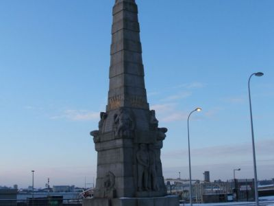Marine Engineers' Monument