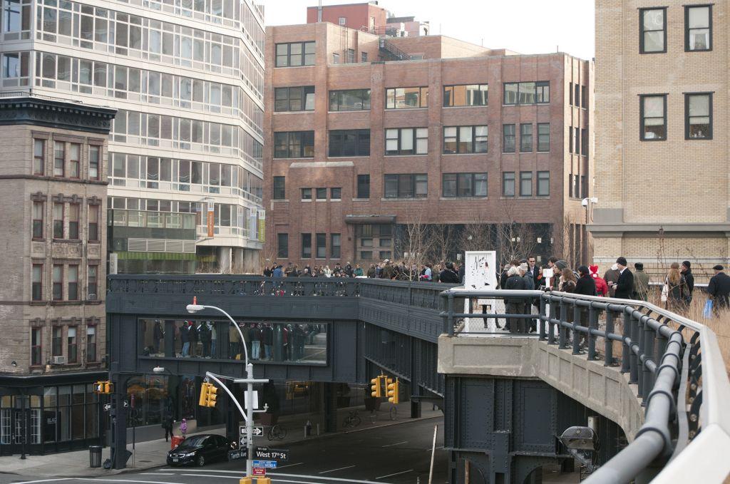New york city highline new york for New york city highline