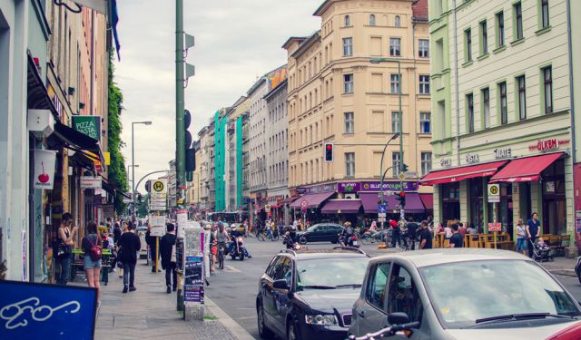 East Kreuzberg Walking Tour