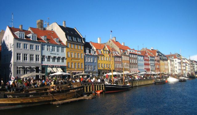 Indre By Canals Walking Tour, Copenhagen