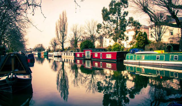 Little Venice Walk, London