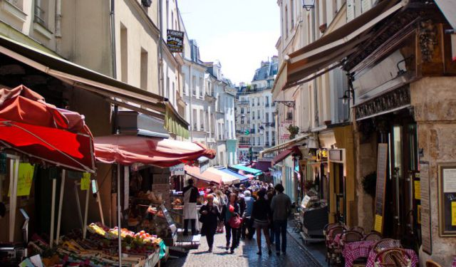 Latin Quarter Walking Tour, Paris