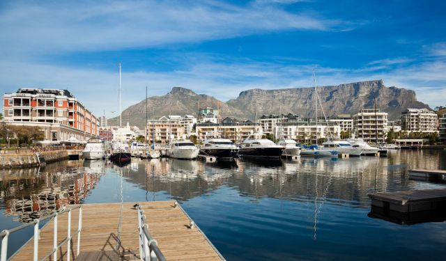 V&A Waterfront Leisure Walk