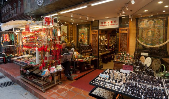 Hong Kong Antiques Hunting, Hong Kong