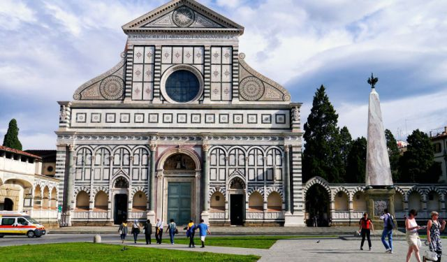 Santa Maria Novella Walking Tour