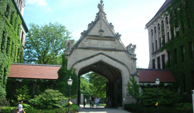 University of Chicago Area Walking Tour, Chicago