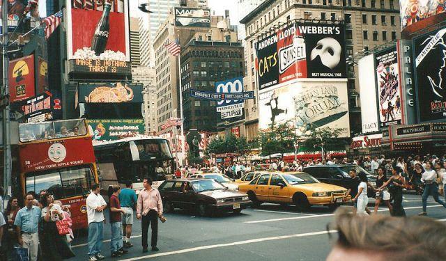 koreatown walk new york new york
