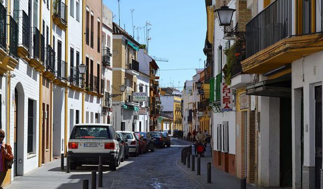 Triana Walk, Sevilla