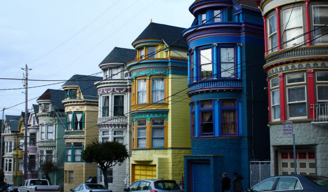 Haight - Ashbury Walk