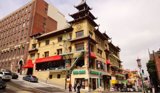 Chinatown Shopping, San Francisco