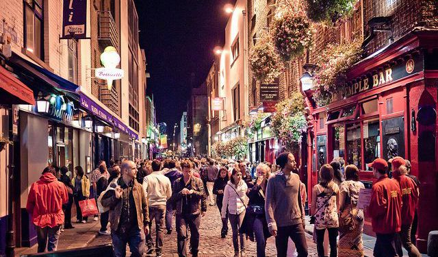 Temple Bar Area Walk