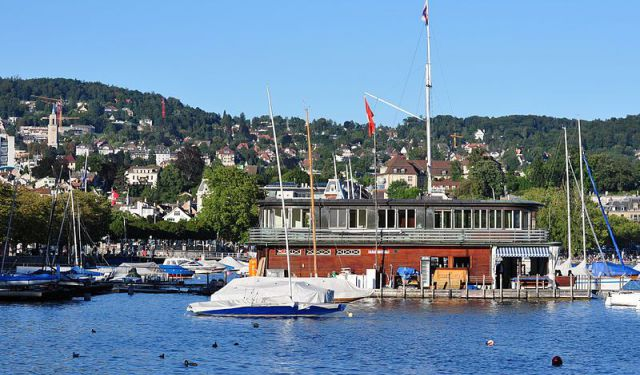 Lake Zurich Walking Tour, Zurich
