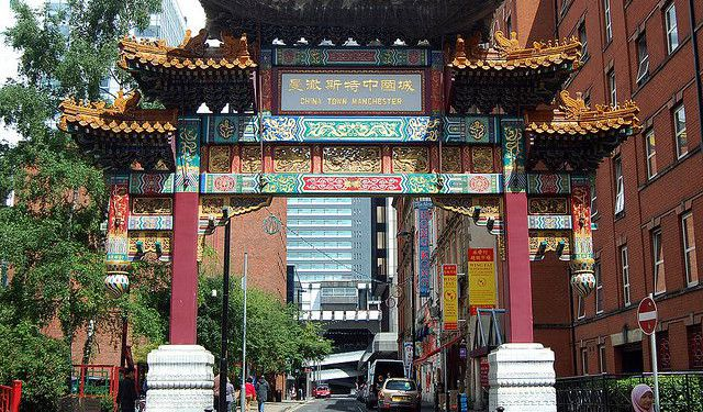 Chinatown and Gay Village Walk, Manchester