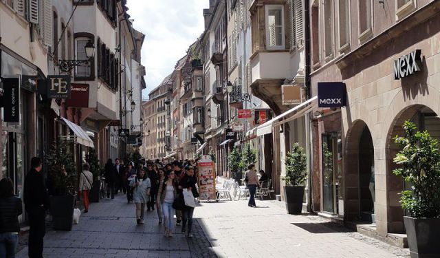 Grande-Île Shopping Walk