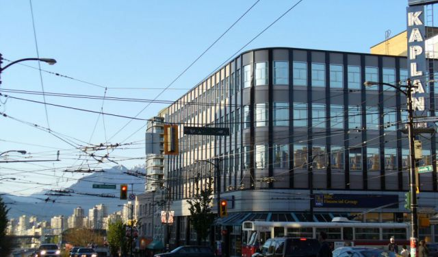 Broadway Shopping Walk, Vancouver