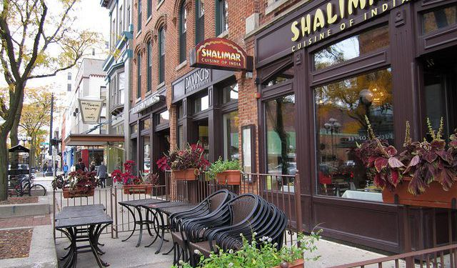 Downtown Shopping & Dining, Ann Arbor