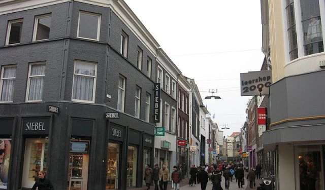 Downtown Shopping Walk, Arnhem
