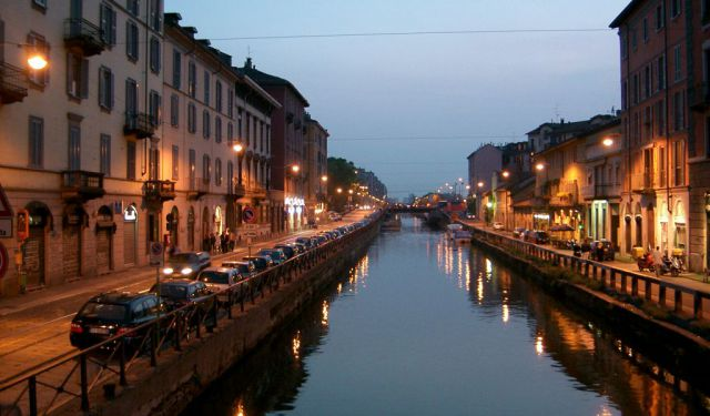 Navigli Walking Tour, Milan