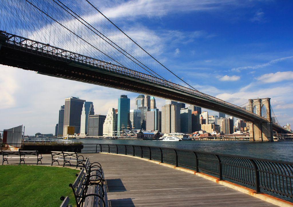 Brooklyn Walking Tour App
