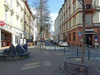 Bornheim Walk Self Guided Frankfurt Germany