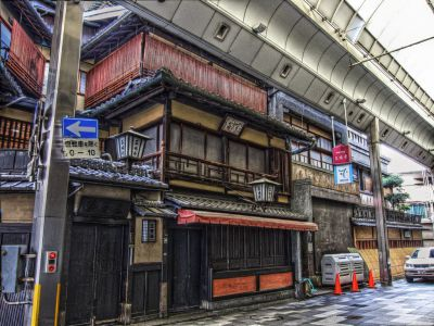 Teramachi Shopping Arcade