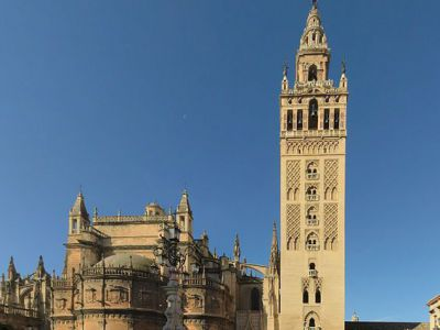 Seville Cathedral, Giralda Tower