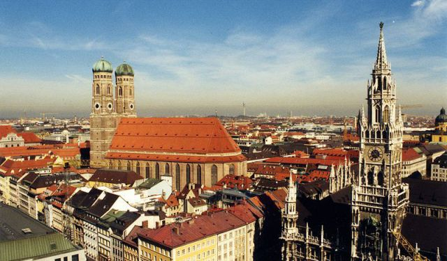 Munich Restaurants and Cafes