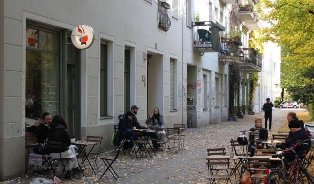 Best Cafes in Kreuzberg