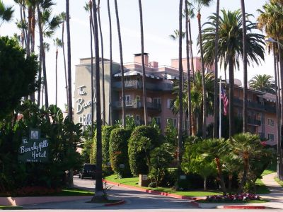Beverly Wilshire: Celebrity Spotting In Beverly Hills, Los ...