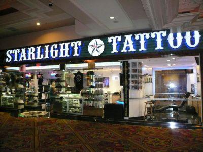 Top 20 vegas tattoo parlors for Best tattoo shops in vegas