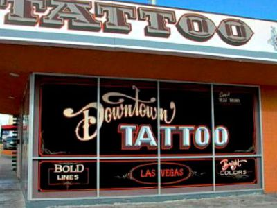 Nevada, Las Vegas Guide (D): Top 20 Vegas Tattoo Parlors