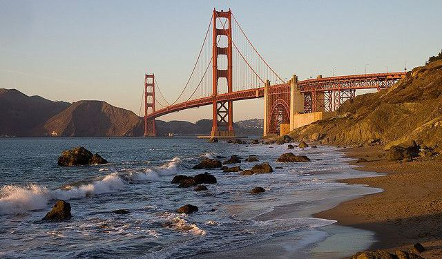 Day trips around San Francisco