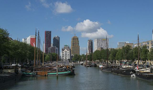 City Orientation Walk, Rotterdam