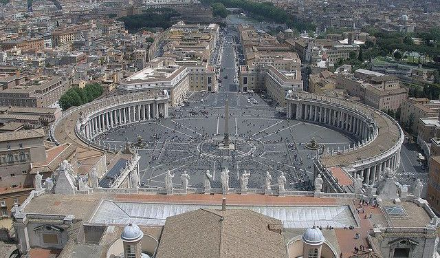Vatican Walking Tour, Rome