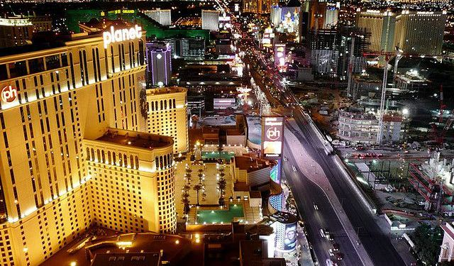 Las Vegas Boulevard Walking Tour