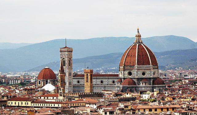Italian Florence: City Orientation Walking Tour (Self Guided), Florence, Italy