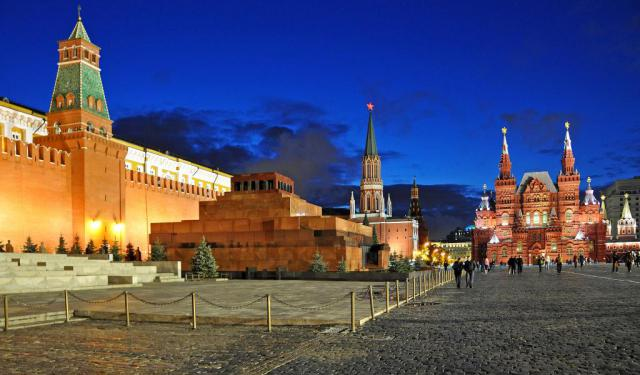 Red Square Walking Tour, Moscow