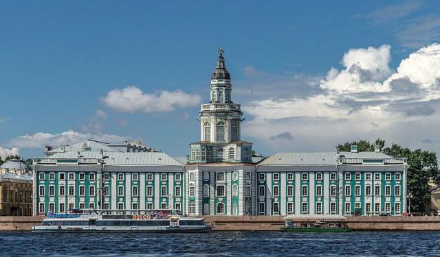 Walking Tour Around Vasilievsky Island in St Petersburg, St. Petersburg