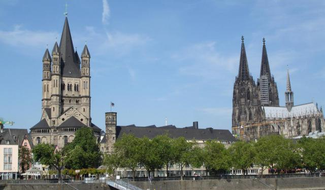 The Churches of Cologne, Cologne