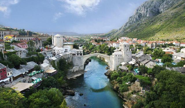 Mostar Introduction Walking Tour, Mostar