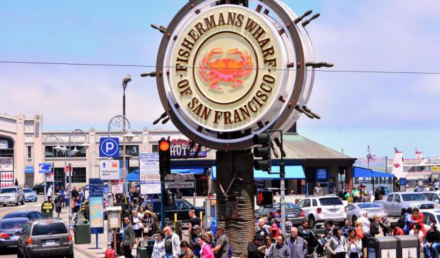 Fisherman's Wharf Walking Tour, San Francisco